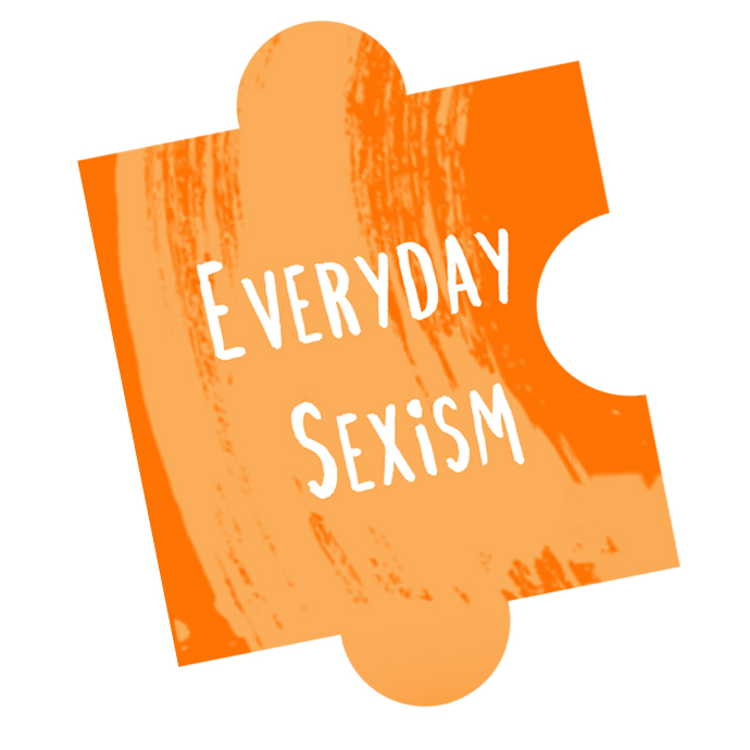 everyday sexism puzzle piece